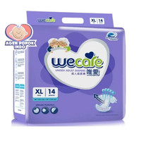 WECARE Special Popok Dewasa PEREKAT XL 14   WE CARE Adult Diapers XL14