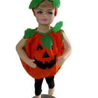 pumpkin costume - XS