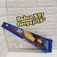 BAHCO X97 - GERGAJI KAYU BAHCO 19 INCH - BAHCO HANDSAW X97