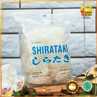 MIE SHIRATAKI KERING   DRY SHIRATAKI NOODLE   250 GRAM   HALAL MUI