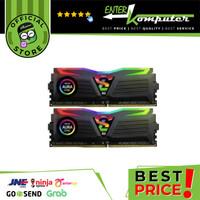 Geil DDR4 SUPER LUCE SYNC RGB LED PC25600 3200MHz Dual Channel 16GB