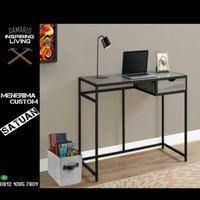 meja laptop/desk/meja kantor/meja kerja