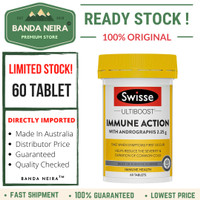 Swisse Ultiboost Immune Action Andrographis 60 Tablet