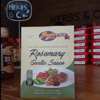 Jay's Rosemary Garlic / Bawang Putih Sauce / Saus Steak 25g