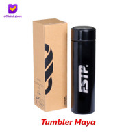 Botol Minum Vacuum Tumbler Termos Footstep Maya Hot & Cool