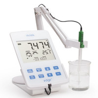 Hanna - edge® Dedicated pH/ORP Meter - HI2002