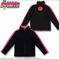 Natanshop-Jaket Anak/Dewasa Anime Boruto Zipper
