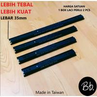 Rel Laci Double Track 40 cm
