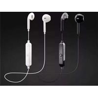Headset Bluetooth Wireless Earphone In-Ear 4.1 dengan Kabel Gantung Le