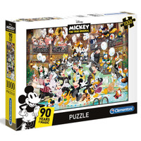 CLEMENTONI PUZZLE - MICKEY 90 CELEBRATION 1000 PCS