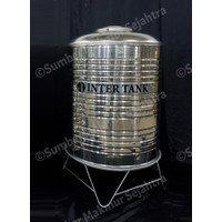 Tangki Air Stainless Inter Tank T 1500 / Toren Air / Tandon Air