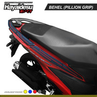 Hayaidesu VARIO Body Protector Behel Pillion Grip Cover