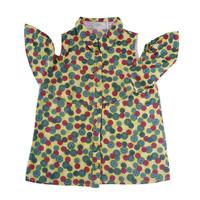KIDS ICON - Blouse Anak Perempuan CURLY 4-14 Tahun - LYB01300180
