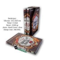 Sifat Shalat Nabi Edisi Lengkap 3 Jilid Hard Cover