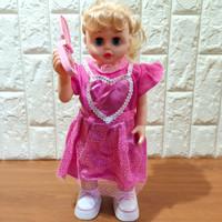 Mainan Anak Boneka Baby Bisa Joget / Bernyanyi / Angkat Telepon