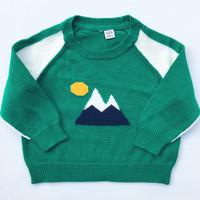 Janie & Jack Baby Knitted Sweater Rajut Anak Bayi Laki 6-12 bulan