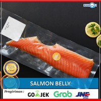 FRESH! SALMON BELLY FILLET/Salmon fillet belly/fillet perut salmon