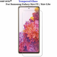 tempered glass Samsung S20 FE Anti gores screen guard kaca