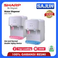 SHARP Water Dispenser Portable SWD-T40N BL/PK