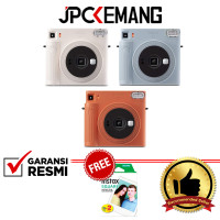 Fujifilm Instax SQ1 Fuji Instax Square SQ1 Instant Camera GARANSIRESMI