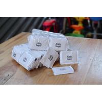 Gula sachet bentuk kotak 8 gr untuk kebutuhan resto hotel rumah sakit