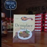 Jay's Kitchen Demiglace Sauce / Saus Steak Demi Glace 25gr