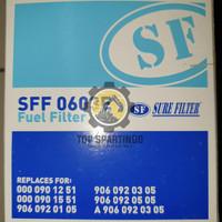 FUEL FILTER / FILTER SOLAR SURE SFF0603E E52KP 9060920305