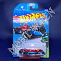 Hot Wheels Roborace Speed Blur Roborace Robocar Red