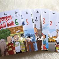 Buku Komik Islami Pengen Jadi Baik 1-6
