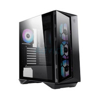 MSI MPG GUNGNIR 110R - Tempered Glass Gaming Case