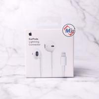 Earpods Earphone Lightning Connector ORIGINAL 100% headset apple ori