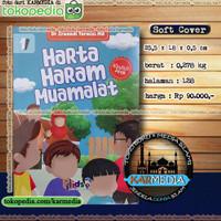 Harta Haram Muamalat Kontemporer Khusus Anak - Perisai Quran Kids