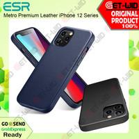 Leather Case iPhone 12 Pro Max / 12 Mini / 12 Pro ESR Metro Premium