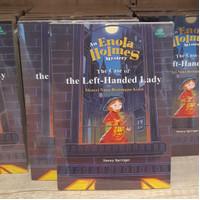Kisah Misteri Enola Holmes Misteri Nona Bertangan Kidal NANCY SPRINGER