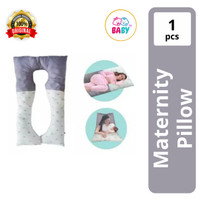 OMILAND MATERNITY PILLOW OWB 1144 - PANDA #03