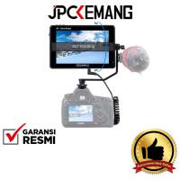 "Monitor Kamera Eksternal FeelWorld LUT7 7"" 3D LUT 4K HDMI GARANSI RESM"