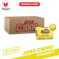 Joss C1000 Vitamin C 1 Karton (120 pack)