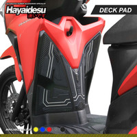 Hayaidesu New Vario Body Protector Deck Pad Cover