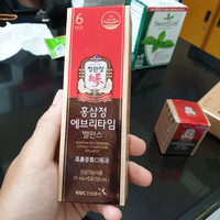 Korean Red Ginseng Extract - 10 ml x 5 Pouches