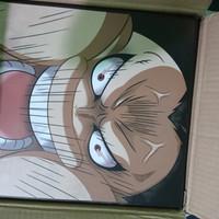 YZ Studio luffy Tankman WCF resin One Piece