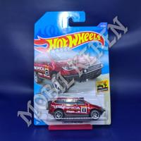 Hot Wheels Baja Blazers Chrysler Pacifica Red