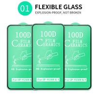 TEMPERED GLASS CERAMIC FILM/FOR SAMSUNG OPPO VIVO XIAOMI REALME IPHONE - REALME