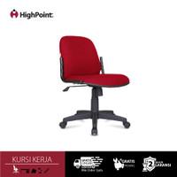 HighPoint HP Series Kursi kerja - HP03TT Hijau - Merah