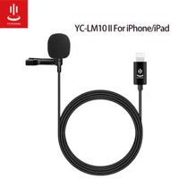 Yichuang Original Apple IC YC-LM10II - Clip on Microphone Iphone Ipad