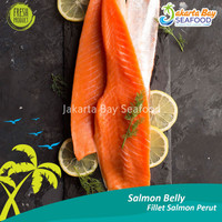 Frozen Salmon Belly Original