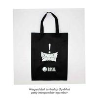 Goodie Bag Rosal Bahan Spunbond