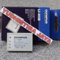 Olympus Li-80B Original Baterai