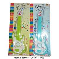 Mainan Anak gitar musik senar Guitar OCT 307 - Biru