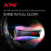 ADATA XPG Spectrix S40G NVME 256GB RGB