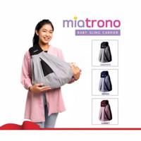 baba sling gendongan bayi Baby Sling Carrier MIATRONO - baba sling